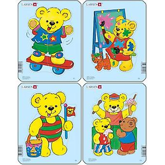Larsen Teddy Bears (Toys , Boardgames , Puzzles)