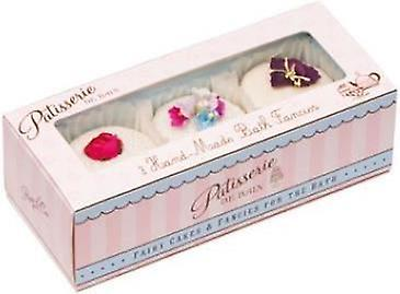 Rose & Co Patisserie de Bain boxas av 3 Fancies