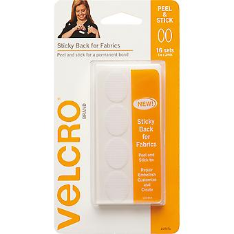 VELCRO(R) Brand STICKY BACK For Fabric Ovals 1