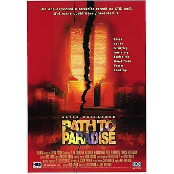Weg zum Paradies Film Poster drucken (27 x 40)