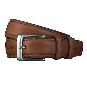 Lee belts men's belts leather belt Brown 4640