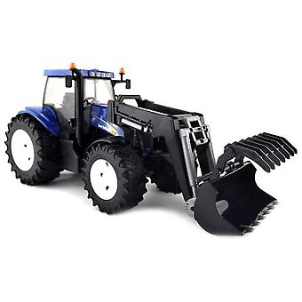 Bruder New Holland Tractor