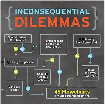 Knock Knock Inconsequential Dilemmas (Books & Other Words) (Paperback)