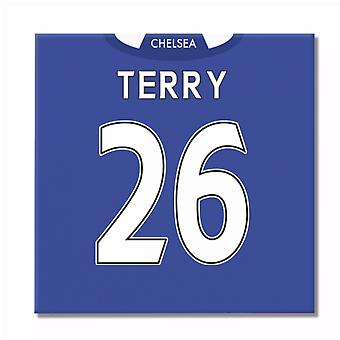 2016-2017 Chelsea Canvas Print (Terry 26)