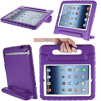 iPad Mini 3 Case, i-Blason, Apple iPad Mini with Retina Display, Armorbox Kido Series, Stand Cover Case-Purple