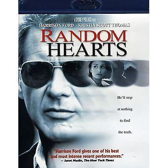 Random Hearts [BLU-RAY] USA import