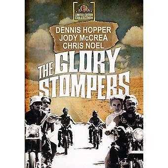 Härlighet Stompers [DVD] USA import