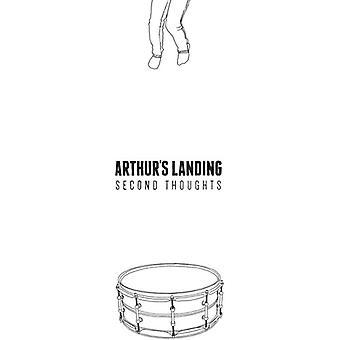 Arthur Landing - sekund tanker (Del2) [Vinyl] USA importerer