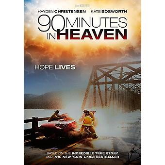 90 Minutes in Heaven [DVD] USA import