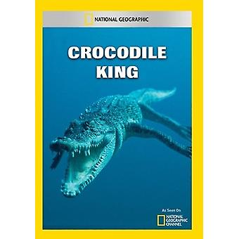 Krokodil King [DVD] USA importeren