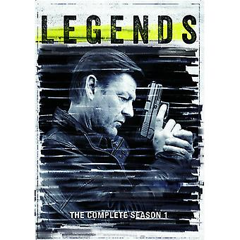 Legends: The Complete Season 1 [DVD] USA import