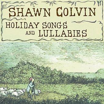 Shawn Colvin - Holiday Songs & Lullabies [CD] USA import
