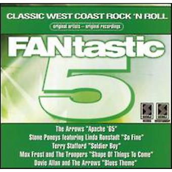Classic West Coast Rock 'N' Roll - Classic West Coast Rock 'N' Roll [CD] USA import