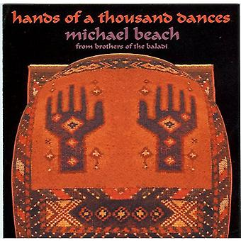 Michael Beach - tusinde danse [CD] USA import