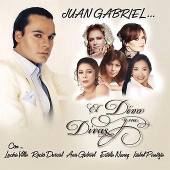 Verschiedene Künstler - Juan Gabriel: El Diablo Y Sus Divas [CD] USA import