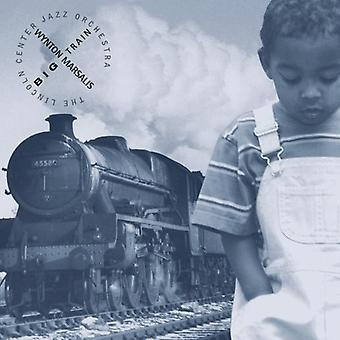 Wynton Marsalis - Big Train [CD] USA import