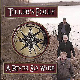 Tiller's Folly - River So Wide [CD] USA import