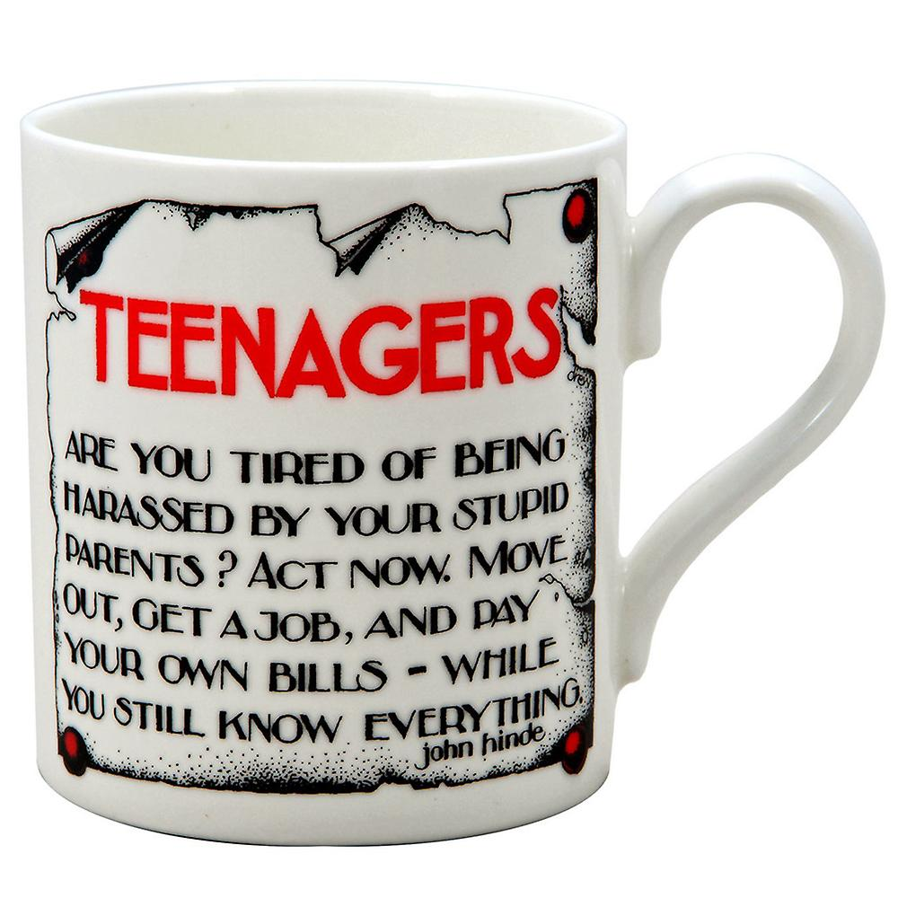Flamingo Gifts The Teenagers Bone China Mug