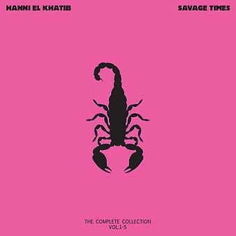 Hanni El Khatib - Savage gange [CD] USA import