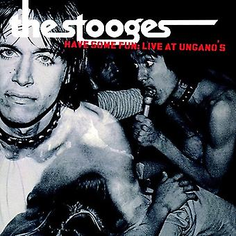 Stooges - Have Some Fun: Live at Ungano's [CD] USA import