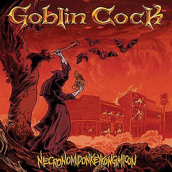 Goblin pik - Necronomidonkeykongimicon [CD] USA importerer