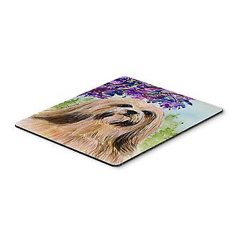 Carolines Treasures  SS8436MP Lhasa Apso Mouse Pad / Hot Pad / Trivet