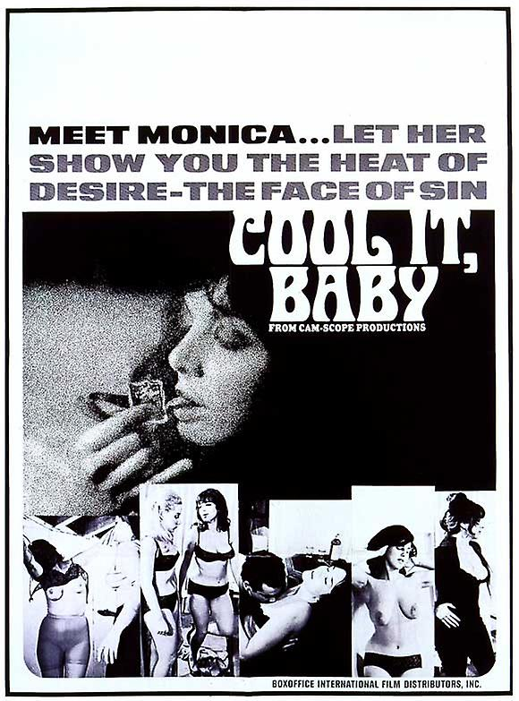 Cool It Baby Movie Poster (11 x 17)