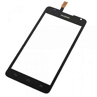 Huawei Ascend G510 pekskärm svart