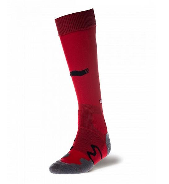2014-15 Belgium Burrda Home Socks (Red)