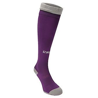 2016-2017 Real Madrid Adidas Away Socks (Purple)