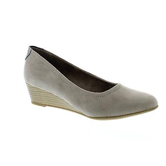 Soft Line 22366-20-347 lys Taupe (brun) dame hæle