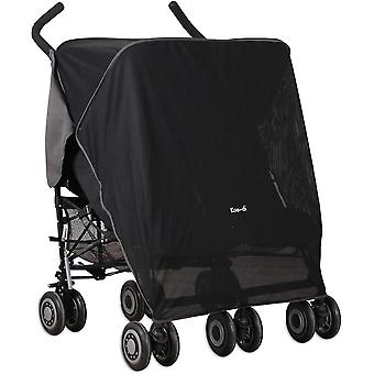Koo-di Sun & Sleep Double Stroller Cover