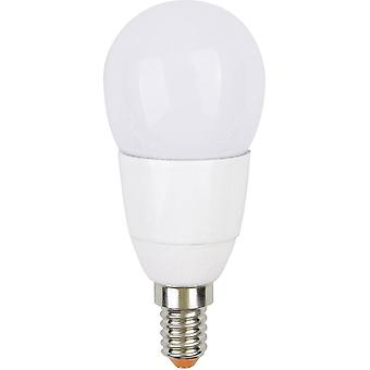 LED E14 Droplet 3.2 W RGB (Ø x L) 45 mm x 106 mm EEC: B JEDI Lighting dimmable, colour-changing, incl. remote control 1