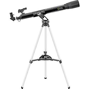 Refractor National Geographic 60/800 mm AZ Azimuthal Achromatic,