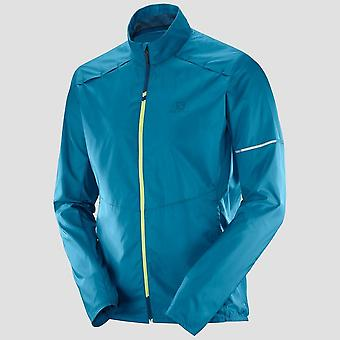 Salomon Agile Wind Men's Trail Training Jacket