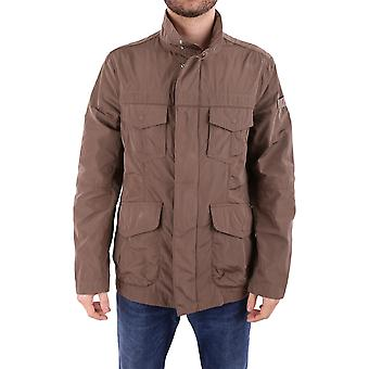 Peuterey men's PEU280601181294862 Brown polyester jacket