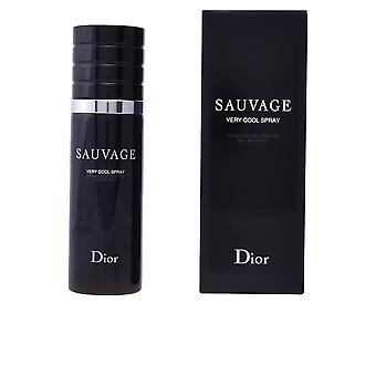 Dior Sauvage Very Cool Eau De Toilette Vapo 100ml Mens New Perfume Sealed Boxed