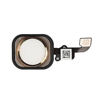 iPhone 6 & 6 Plus home button with flex cable-gold