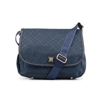 Laura Biagiotti Women Crossbody Bags Blue