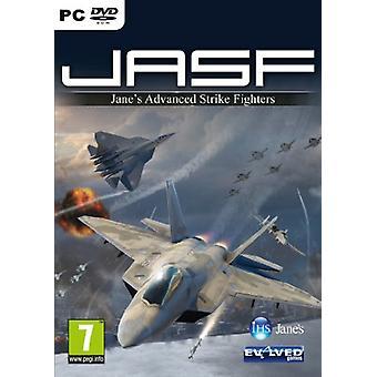 Janes Advanced Strike Fighters (PC DVD)