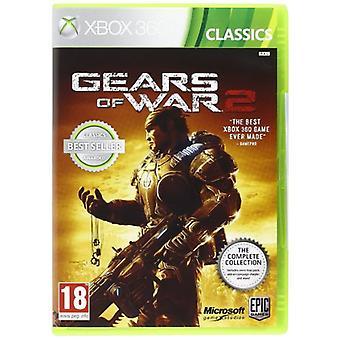 Gears Of War 2 Complete collectie spel (klassiekers) XBOX 360