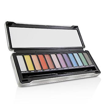 Bys Eyeshadow Palette (12x Eyeshadow 2x Applicator) - Fantasy - 12g/0.42oz