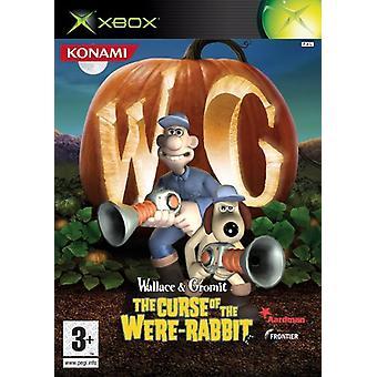 Wallace Gromit förbannelse var-kanin (Xbox)