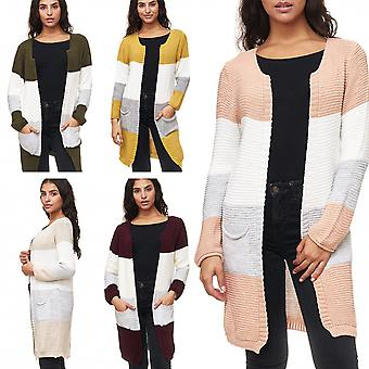 Ladies Knit Jacket Cloak Cloak Shawl One Size Covers Pullover Cardigan Long Sweater