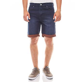 Jeans shorts men's Sommer sweet SKTBS Blau