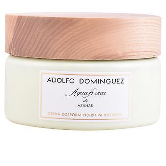 Adolfo Dominguez Agua Fresca De Azahar Cream 300 Gr For Women