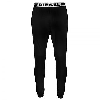 DIESEL UMLB-Julio PJ Lounge Pant, Black, X-Large