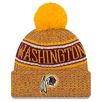 New era NFL sideline reverse Hat - Washington Redskins