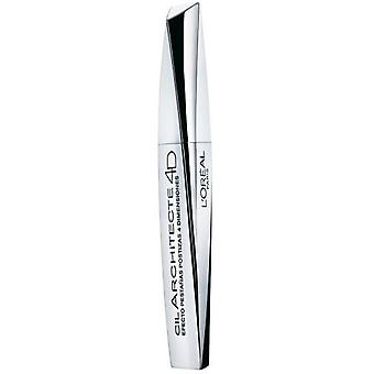 L'Oreal Paris Make Up Cil Architect 4D Black (Makeup , Eyes , Mascara)