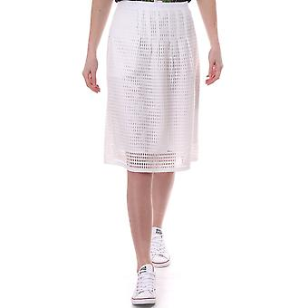 Paul Smith Mid Length Skirt With Cut Out Detail